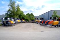 Торговельний майданчик K&W Kraus Technik und Service GmbH