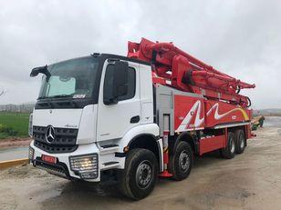 новий автобетононасос KCP 46m - AROCS 4143 8x4/4 - Mercedes-Benz - NUEVO -