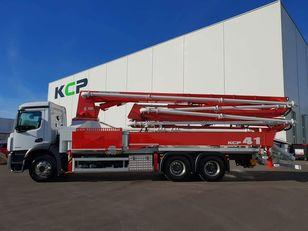 новий автобетононасос KCP KCP41ZX5150