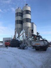 новий бетонний завод AZ-MACHINERY 160 M3/H