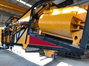 новий бетонний завод CONMACH MobKing-120 Мобільний бетонний завод - 120 м3/год