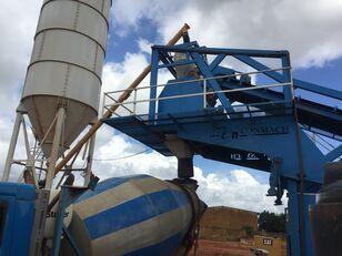 новий бетонний завод CONMACH MobKing-60 Concrete Mobile Batching Plant - 50 m3/h
