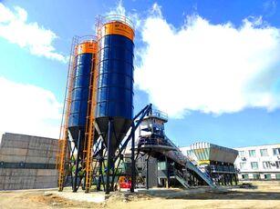 новий бетонний завод Fabo FABOMIX COMPACT-120 CONCRETE PLANT   CONVEYOR TYPE