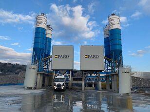 новий бетонний завод Fabo POWERMIX-200 NOUVELLE SYSTEME D'INSTALLATION DE CENTRALE À BÉTON