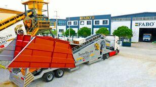 новий бетонний завод Fabo TURBOMİX 110 CE QUALITY NEW GENERATION MOBILE CONCRETE MIXING PL