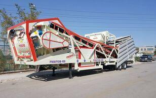 новий бетонний завод MESAŞ  100 m3/h MOBILE Concrete Batchıng Plant