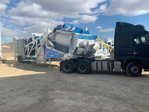 новий бетонний завод PROMAX محطة خلط الخرسانة المتنقلة M120-TWN (120 م 3 / ساعة)