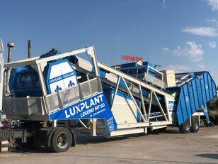 новий бетонний завод Plusmix 60m³/ Hour Mobile Concrete Plant - BETONYY ZAVOD