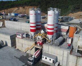 новий бетонний завод SEMIX LES CENTRALES À BÉTON FIXES Stationnaire 200