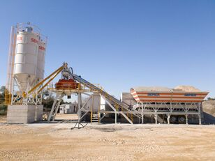 новий бетонний завод SEMIX Mobile 100 S4 MOBILE CONCRETE BATCHING PLANTS 100m³/h