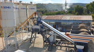новий бетонний завод SEMIX Mobile 120-135 Y MOBILE CONCRETE BATCHING PLANTS 120-135m³