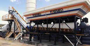 новий бетонний завод SEMIX  Mobile 60 S4 MOBILE CONCRETE BATCHING PLANTS 60m³/h