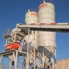 новий бетонний завод SEMIX Stationary 130 STATIONARY CONCRETE BATCHING PLANTS 130m³/h