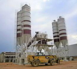 новий бетонний завод SEMIX Stationary 200 STATIONARY CONCRETE BATCHING PLANTS 200m³/h