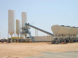 новий бетонний завод SUMAB SCANDINAVIAN T-120 (Pan mixer: 4500/3000 litres) HIGH CAPACITY!