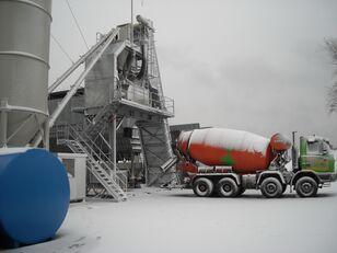 новий бетонний завод SUMAB Swedish Quality! T-60 (Pan mixer: 2250/1500 litres)