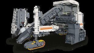 новий бетоноукладач WIRTGEN SP 250
