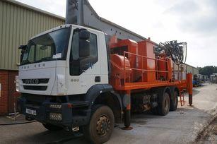 бурова установка DANDO Watertec 40 1,000m depth supplied with service truck