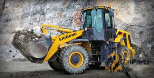 новий фронтальний навантажувач LIUGONG CLG835H (305)