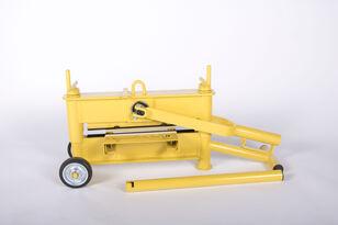 машина для укладання бруківки OPTIMAS Stein- und Plattenspalter 430 - 2 Spindel