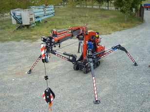 міні-кран Kegiom 380-E4 SPIDER