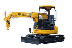 новий міні-кран MAEDA LC 785B
