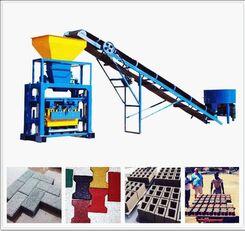 нове обладнання для виробництва бетонних блоків ITK CHINA 10000