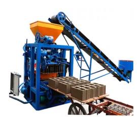 нове обладнання для виробництва бетонних блоків SINOWAY QT4-24