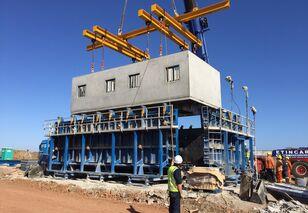 нове обладнання для виробництва бетонних блоків SUMAB Vibrating tables for the production of concrete panels
