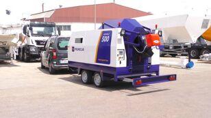 новий ресайклер FRUMECAR Asphalt Recycler 500