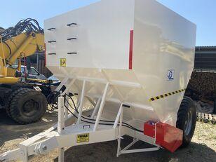 силос для цементу STREUMASTER Tozamet RS12000