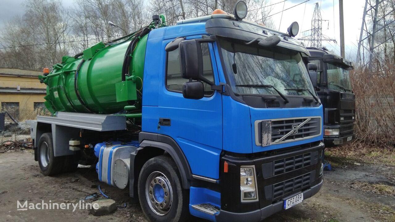 комбінована каналоочисна машина VOLVO fm9.260