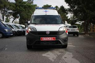 нова машина швидкої допомоги FIAT DOBLO MAXİ XL WİTH EQUİPMENT