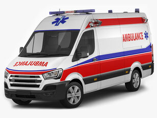 нова машина швидкої допомоги HYUNDAI H 350
