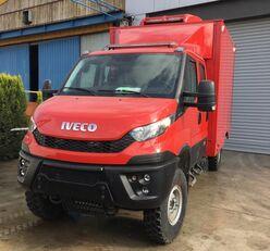 нова машина швидкої допомоги IVECO 4WD