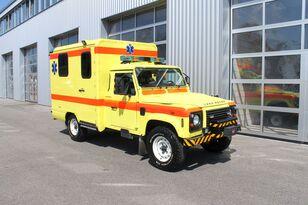 машина швидкої допомоги LAND ROVER Defender 130 TD