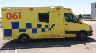 машина швидкої допомоги MERCEDES-BENZ SPRINTER 319