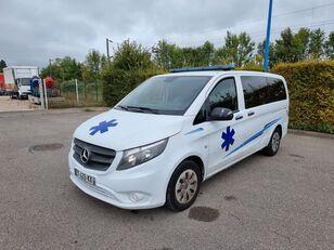 машина швидкої допомоги MERCEDES-BENZ VITO 163 CV - 2018 - 204 000 KM - AUTOMATIC
