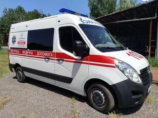 нова машина швидкої допомоги OPEL Movano скорая помощь