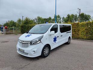 машина швидкої допомоги OPEL VIVARO L2H1 - 140 CV - 163 000 KM - 2017 - LES DAUPHINS