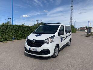 машина швидкої допомоги RENAULT TRAFIC L1H1 125 CV 2018