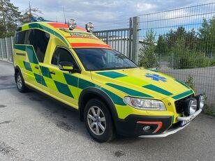 машина швидкої допомоги VOLVO Nilsson XC70 D5 AWD - AMBULANCE/Krankenwagen/Ambulanssi