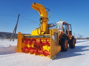 новий снігоприбирач ДЭМ 133