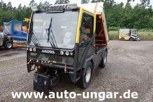 універсальна комунальна машина MULTICAR Ladog T 1400 4x4x4 Kipper Kommunal Allrad Allradlenkung Motorsch