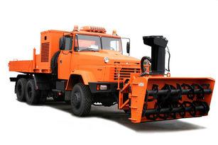 нова універсальна комунальна машина КРАЗ 6511С4