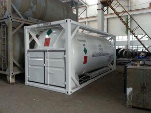 новий танк-контейнер 20 футів GOFA ICC-20