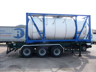 танк-контейнер 20 футів RINNEN 23 (м.куб.)