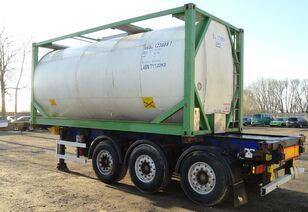 танк-контейнер 20 футів SCHMITZ CARGOBULL SP27