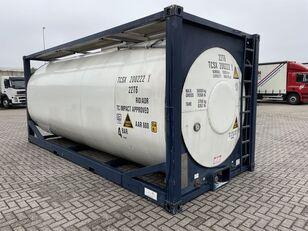 танк-контейнер 30 футів TRENCOR 30m3