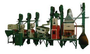 інше харчове обладнання Рисовый завод Китай 18 - 150 тонн в сутки